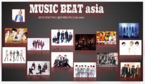 MUSICBEAT asia